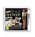 New Style Boutique 3DS Game