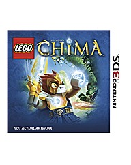 LEGO Chima 3DS Game