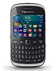 Blackberry 9320 Sim Free Mobile- Black