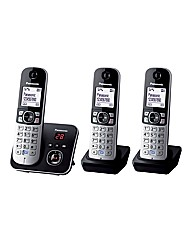 Triple Cordless Phone & Answer Machine
