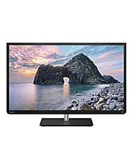 Toshiba 32 Inch Freeview HD Smart LED TV