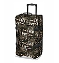 Eastpak Tranverz M Trolley Bag Leopard
