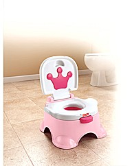 Fisher Price Royal Potty Pink
