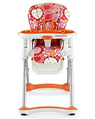 Cosatto Unami Highchair Boom Bloom