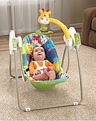 Fisher Price Discover Take Along Swing