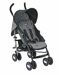 Chicco Echo Stroller - Coal
