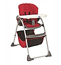Chicco Happy Snack Highchair Red