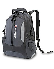 Wenger Black Laptop Backpack