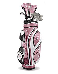 Ben Sayers M11 Ladies Cart Set Pink