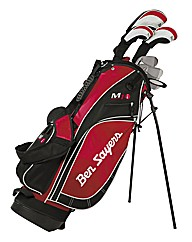 Ben Sayers M1i Youth Stand Set Red