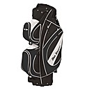 Ben Sayers Cart Bag Black/Charcoal