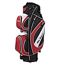 Ben Sayers Cart Bag Black/Red