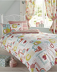 ABC Duvet Cover Set