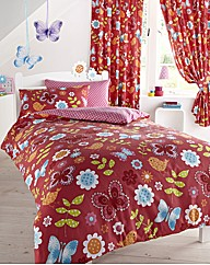 Flutterby Duvet Cover Set