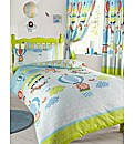 Up In the Air Duvet Cover Set