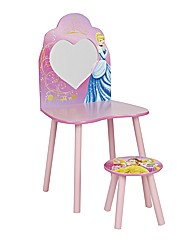 Disney Princess Dressing Table and Stool