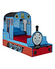 Thomas The Tank Feature Toddler Bed