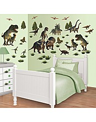 Dinosaur Land Room Decor Kit