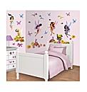 Magical Fairies Room Decor Kit