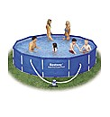 Bestway 12 Foot Steel Frame Pool