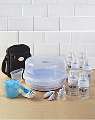 Philips Avent Bottle Feeding Kit