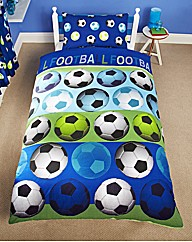 It is a Goal Football Duvet Set