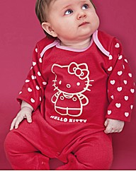 Hello Kitty Sleepsuit