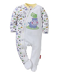 Fisherprice Discover and Grow Sleepsuit