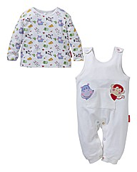 Fisherprice Discover Grow Dungaree Set