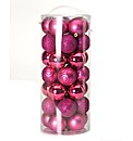Pack Of 35 Shatterproof Baubles
