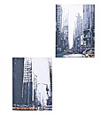 NY 2 Piece Canvas