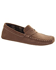 Chatham Marine Cotswold Moccasin Slipper