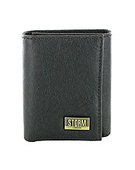 Storm Mens Darlington Tri-Fold Wallet