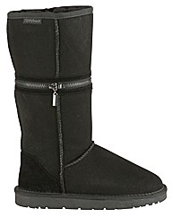 Redfoot Zippyboot Sheepskin Boot