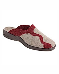Rohde Ladies Mule Slipper