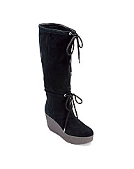 Rockport Cedra Scrunched Tall Boot