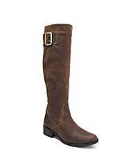 Marta Jonsson tan leather knee boot