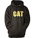 Cat Thermal Lined Hooded Sweatshirt