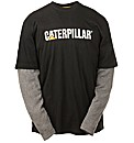 Caterpillar Thermal Layered L/S Tee