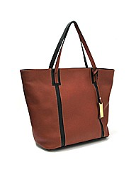 Marta Jonsson brown leather bag