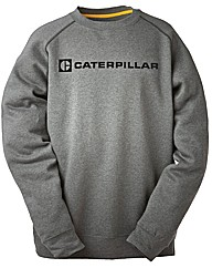 Caterpillar Block C Crewneck Sweatshirt