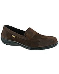 Cotswold Blockley Ladies W/P Shoe Suede
