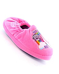Moshi Monsters Rainbow Slipper