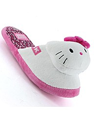 Hello Kitty 3D Wren Slipper