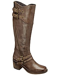 Ravel Kristian  knee high leather boot