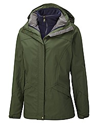 Tog24 Crown Womens 3in1 Jacket
