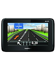 TomTom GO LIVE 1005 with Worldwide maps