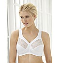 Magic Lift Cotton and Lace Bra
