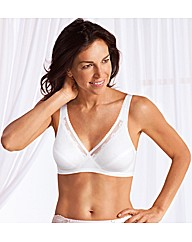 Playtex Soft Cotton Bra Twinpack