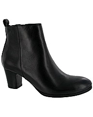 Riva Earthworm Ladies Ankle Boot